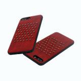 iPhone 8 аргументы за мобильного телефона затира TPU PU способа добавочное