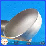 Protezione capa ellissoidale dell'estremità del tubo della saldatura di testa dell'acciaio inossidabile
