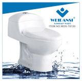 Céramique Weidansi Siphonic S-piège une pièce toilettes (WDS-T6120)