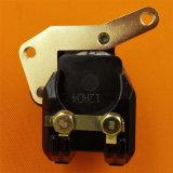 voor Atc 200X 1983-1985 van Honda Atc200X met de AchterBeugel Assy van de Rem Pad&Bracket