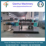 Chapa de Spindless CNC torno giratorio/máquina de trabajo de la madera de chapa /torno giratorio