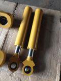 Brincos de aço inoxidável de Ação Dupla do Pistão do Cilindro do óleo hidráulico para reboques