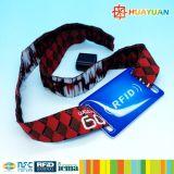 ISO18092 NTAG216 NFC Eventos Tecidos Wristand RFID