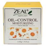 Le zèle de soins de beauté Crème Visage Hydratant de contrôle d'huile