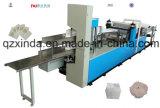 Servilleta de la impresión de Flexo plegable convirtiendo la máquina