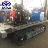 統合された油圧DTHの井戸鋭い機械