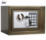 安い別のカラー小さく安全な小型時間ロックの金庫ボックス