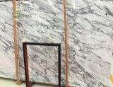 浴室、虚栄心および台所のためのArabescatoの白い大理石の平板そしてタイル