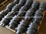 Rodillo de la pista del tren de aterrizaje/rodillo inferior para las piezas de maquinaria de las piezas/construcción del excavador