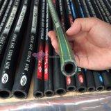Hochspannung-Textilfaser-Flechten-Schlauch SAE 100 R6