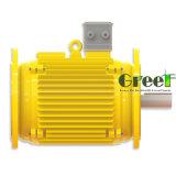 15kw 100rpm generador magnético, Fase 3 AC Generador magnético permanente, el viento, el uso del agua a bajas rpm