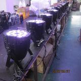 중국 단계 DJ 디스코 빛 동위는 18PCS 10W LED 할 수 있다