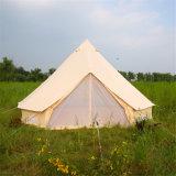 4 Glamping étanche de la saison de la famille Big Camping Bell tente de toile de luxe