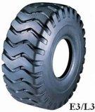 Des Muster-L-3/E-3 Reifen Qualitäts-Gummides reifen-OTR (15.5-25)