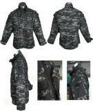L'Armée de camouflage numérique uniforme avec tissu Rip-Stop