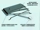 Support de barre d'armature d'armature Chaise de soutien sur le fil de pièces accessoires de béton.