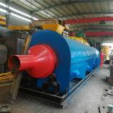 Organischer Bauernhof-Kuh-Mist-trocknende Maschine für 5ton/Hour Produktionszweig