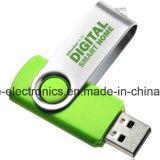 Promoción de la alta calidad de la pluma del flash del USB con el logotipo impreso (307)