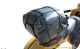 Motorrad-Speicher-elastische Netze mit Haken