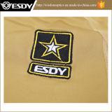Esdy Outdoor Sport d'entraînement tactique à manches longues sous-vêtement thermique