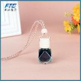 frasco de suspensão dos acessórios do carro dos frascos de perfume do carro do diamante 8ml