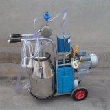 単一のバケツが付いているピストン電気ヒツジの搾り出す機械