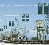 Unità del segno di pubblicità di media di immagine del Palo della via dell'acciaio inossidabile del metallo (BT03)