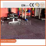 体操の中心の耐震性領域のための最大衝撃吸収性の外部のゴム連結のタイル