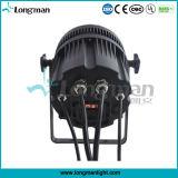 ズームレンズ36X3w自然な冷却ショーLEDの同価の軽い音楽ライト