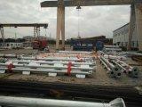Tour électrique en acier de cornière pour la ligne de transport d'énergie de l'usine