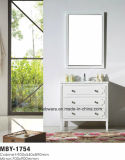 60 Inch Classical Bathroom Vanity Cabinet Madeira sólida