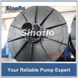 Pompa d'asciugamento centrifuga sommergibile di galleggiamento di flusso assiale