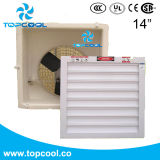 """Ventilateur d'extraction de refroidissement de système de ventilation de fibre de verre Gfrp 14 """""""