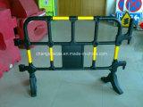 Barrera de seguridad plástica durable de la barrera del camino de la seguridad de tráfico