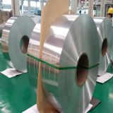 Bobina de aluminio cubierta de las cápsulas de vino