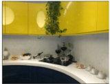 Keukenkast van de Lak van Welbom de Beste Verkopende Rode Moderne Elegante