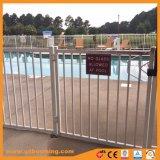 De hete ONDERDOMPELING galvaniseerde Omheining de Met platte kop van het Zwembad