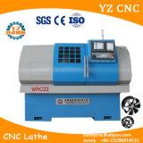 Rad der Rad-Platten-Ausschnitt CNC-Drehbank-Wrc22, das CNC-Drehbank dreht