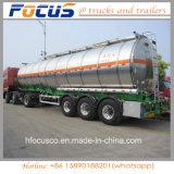 Топливозаправщик топлива/нефти/газолина/масла алюминиевого сплава/LPG для хранения