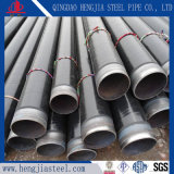 Tubo d'acciaio dell'anti acqua rivestita di corrosione del grande diametro 3PE