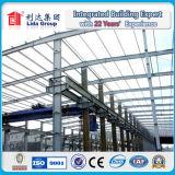 Almacén ligero de la vertiente del taller de la estructura de acero