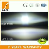 Hoge Low Beam Light Wrangler 7inch 60W LED Headlight voor Jeep