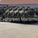 世界最も大きい4.5 Mの直径の横浜空気のゴム製フェンダー