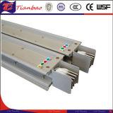 Aluminium Busway de contrat de système de débourbage de barre omnibus de sandwich à basse tension