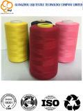 Amorçage 100% de couture de textile de polyester pour des vêtements