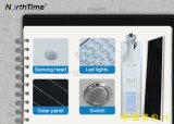 der Aluminiumlegierung-30W im Freienbeleuchtung-Vorrichtung Rahmen-des Sonnenkollektor-LED