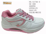 Nr 51736 Drie Schoenen van de Gezondheid van de Schoenen van de Schoenen van het Platform van de Dame van Kleuren Toevallige