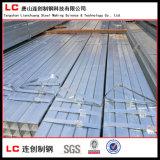 40*20mmの炭素鋼の熱い浸された電流を通された正方形の管の大きい価格