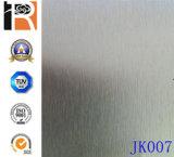 Stratifié argenté de pression en métal (JK007)