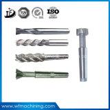 Kundenspezifischer Chrom-Überzug-Stahlpräzision CNC, der geschmiedetes Stahlprodukt mit Gussteil u. der maschinellen Bearbeitung maschinell bearbeitet